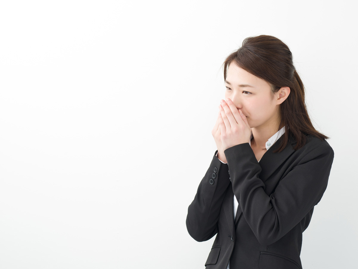 岡山県岡山市北区の歯医者 たんじフレンド歯科 口臭治療